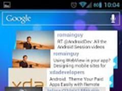 Stackz for Facebook & Twitter 1.0.5 Screenshot