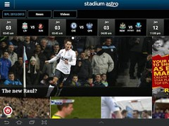 Stadium Astro for Tablet 2.2.1 Screenshot