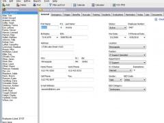 Staff Files Pro 8.0 Screenshot
