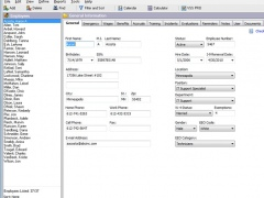 Staff Files 8.0 Screenshot