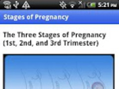 Stages of Pregnancy 1.3 Screenshot