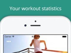 Stairs Workout Challenge Free - Build muscle, abs 1.1 Screenshot
