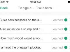 Stammer - Speech Therapy Pro 1.0 Screenshot