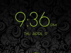 Stamped Holo Green Pk SL Theme 1.1 Screenshot