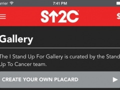 Stand Up To Cancer 2.2.0 Screenshot