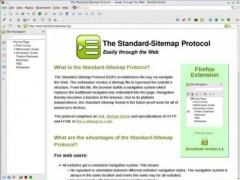 Standard-Sitemap Project  Screenshot