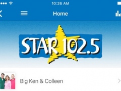 Star 102.5 4.2.1 Screenshot