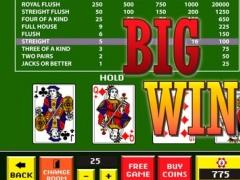 Star Video Poker : Slot Machine Betting Casino Game Alternative 1.8 Screenshot