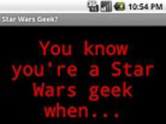 Star Wars Geek? 1.0.2 Screenshot
