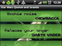 Star Wars Quotes and Sounds 1.0 Screenshot