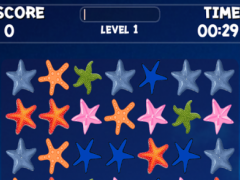 Starfish Match 3 Game 1.0 Screenshot