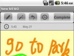 StarMemo 1.2.7 Screenshot