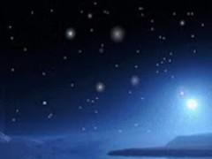 Stars Shining In Night Sky 1.3 Screenshot