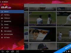 Review Screenshot - A Great Starsports Android app!