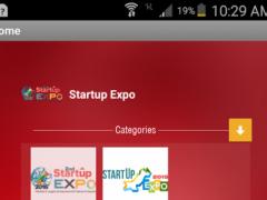 StartUp Expo 4.3 Screenshot