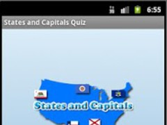 States and Capitals Quiz 1.0 Screenshot