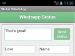 Status WhatsApp and Quotes 1.0 Screenshot