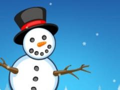 Steady Snowman HD FREE - Cute Balance Game 1.1.1 Screenshot
