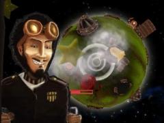 Steam Wars Lite 1.11 Screenshot
