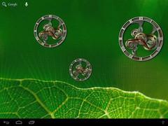 Steampunk Analog Clock Widget 2.2 Screenshot