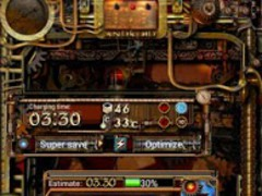 Steampunk Power Master Widgets 1.0 Screenshot