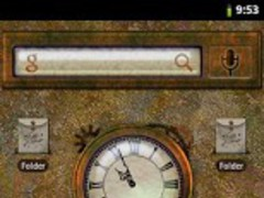 Steampunk Rusted Theme 6.0.0 Screenshot