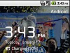 Steaua live wallpape 1.3 Screenshot