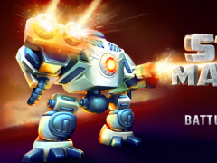 Steel Mayhem: Robot Defender 1.0.8 Screenshot