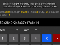 Steel Plate Calculator 3 Free Download