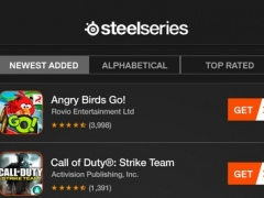 SteelSeries Nimbus Companion App 1.1.1 Screenshot