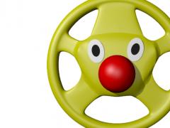 Steering wheel - kids toddlers 2.3 Screenshot