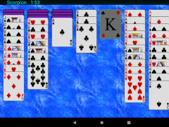 Stellar Solitaire 2.7.2 Screenshot