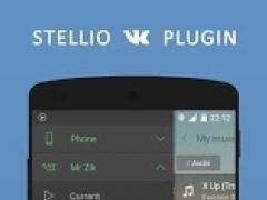 Stellio for VKontakte Music 4.01 Screenshot
