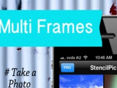 Stencil Pic – Unique Photo Framing App, Free editing & Picture Frame app for Images to use in Facebook and Instagram 1.4.1 Screenshot