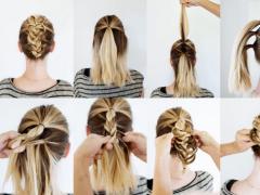 Step by step hair (female) 3.3.2 Screenshot