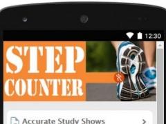 Step Counter Guide 2.40 Screenshot
