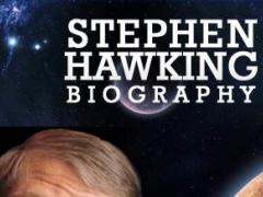 Stephen Hawking's Biography 1.0 Screenshot