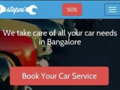 Stepni - Car Service & Repairs 1.2.1 Screenshot