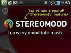 Stereomood 1.3 Screenshot