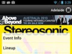 Stereosonic 2012 1.0 Screenshot