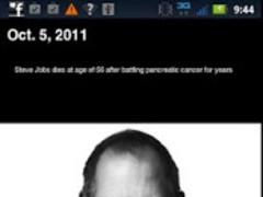 Steve Jobs Timeline 1.0.0 Screenshot