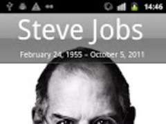 SteveJobs - MagicLockerTheme 1.0 Screenshot