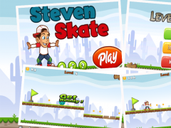 Steven Skate Adventure 1.0 Screenshot