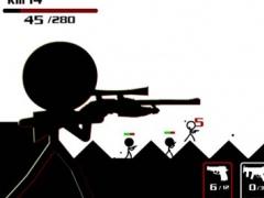 Stick War:Hills Shooting Adventure 1.0.0 Screenshot