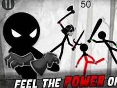 Sticked Man Fighting - Gravity Combat 11.0 Screenshot