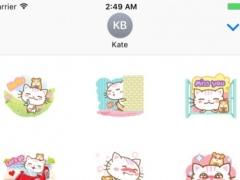 Sticker Cat Meow 1.1 Screenshot