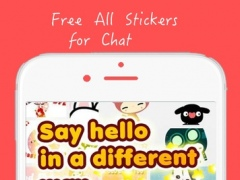 Sticker for chat, Free stickers for Free Download
