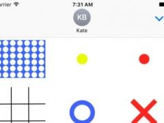 Sticker Games for iMessage: Pack 1 2.0 Screenshot