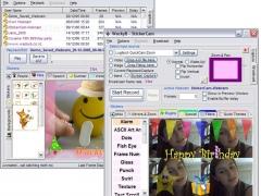 StickerCam 3.2.41 Screenshot