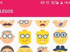 Stickers for Google Allo 1.0 Screenshot